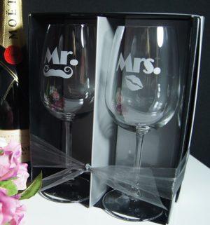 Mr&Mrs Wine Pair