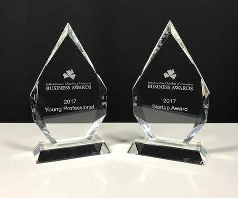 Royal Diamond Crystal Award
