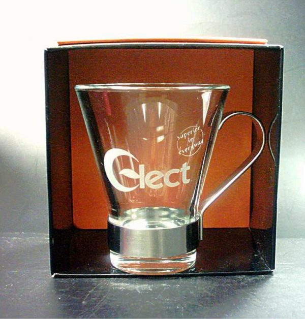 Verdi Coffee Glass Cup