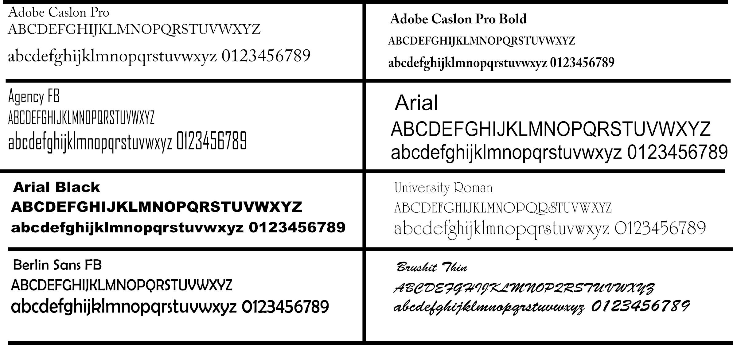 Groovy Glass Fonts Corporate