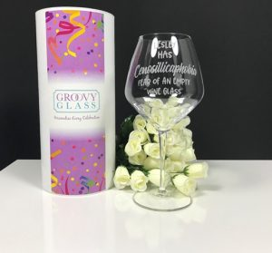Atelier Wine Bottle Glass