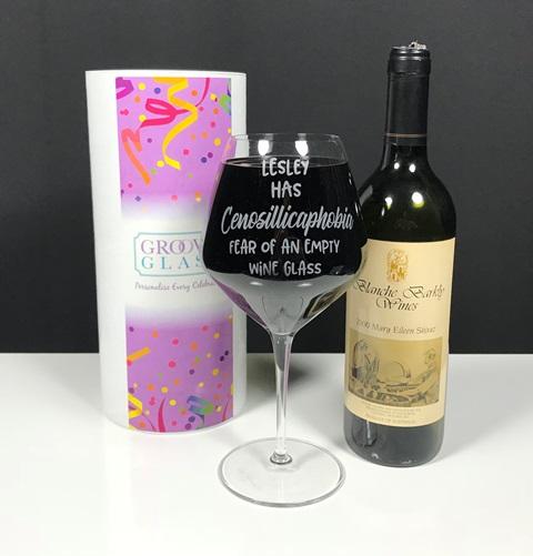 Atelier Wine Bottle Glass2