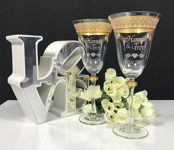Bohemia Wine Goblets