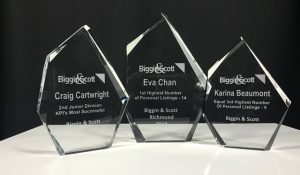 Crystal Block Awards