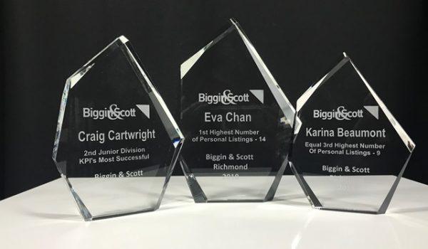 Crystal Block Awards