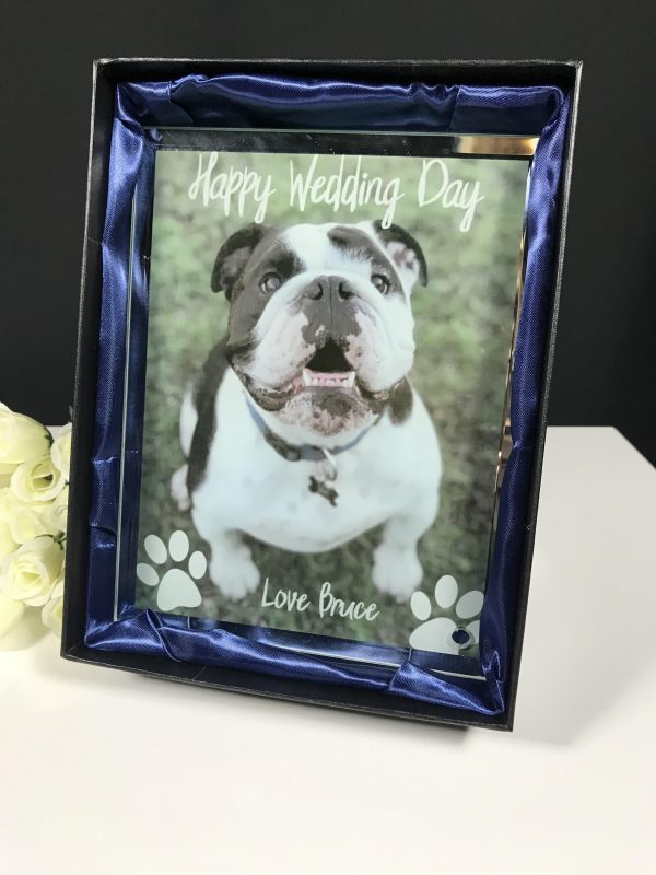 Personalised Frame Gift box