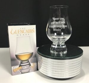 Glen Cairn Whisky Glass