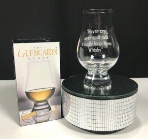 Glen Cairn Whisky Glass