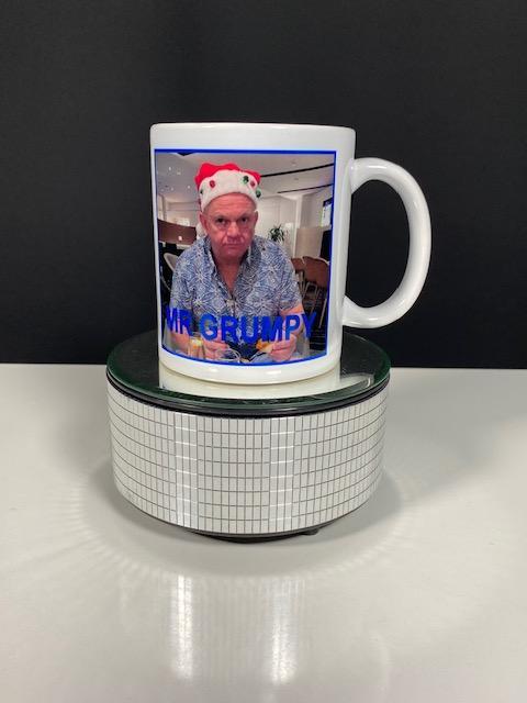 Sublimated Coffee Mug Personalised