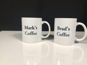 Sublimated Coffee Mugs