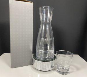 Water Carafe & Glass Set