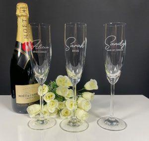 Amalfi Champagne Flute